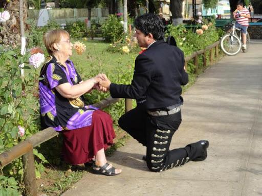 Mariachis con Madre